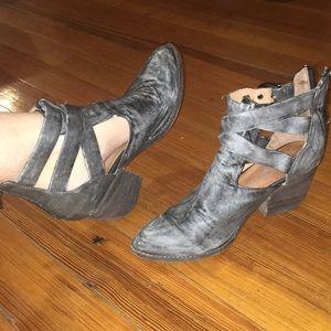 Jeffery Campbell Ibiza buckle boots